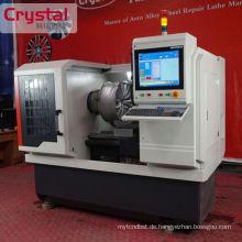 Leichtmetallfelgen-Reparatur-horizontale CNC-Drehbank-Maschine AWR28H