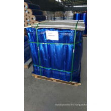 12mic Metallized Pet Film Coated LDPE for Laminating with EPE Foam/Air Bubble