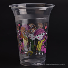 Copo de Água Plástico Descartável