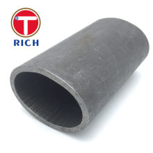 Carbon Steel Cold Rolled Oval Shape Steel Pipe