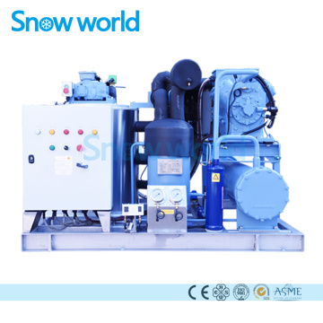 Snow world 20T Machine à glace en suspension