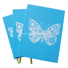 Fabric Cover Diary Notebook