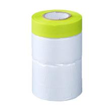 Uso de uso geral filme pré-gravado à prova d'água para proteção de pintura interna