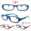 Plastic Reading Glasses with Hot Stamp (WRP508328)