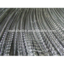 Internationaler concertina razor wire