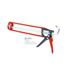 JC-511 Silicone Sealant Cylinder PNEU Gun Aluminum Handle Caulking Gun
