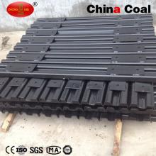 Durmiente ferroviario de acero de alta calidad D15 Uic54 / Uic60