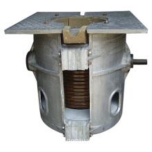 100kg~1000kg Melting Furnace for Steel, Iron, Brass, Silver