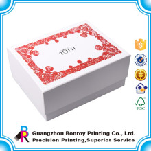 China Supplier Custom wholesale apparel boxes