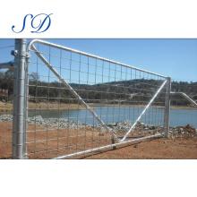 Low Price Galvanized Steel Farm Field Fence Stay Gate