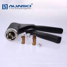 11mm Fläschchen Hand Crimper Werkzeug für Headspace Crimp Top Fläschchen