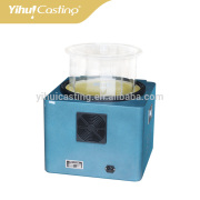 Magnetic tumbler for metal jewelry parts