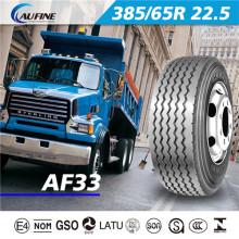 Neumático de camión y autobús radial, neumático de camión sin cámara con alcance ECE DOT