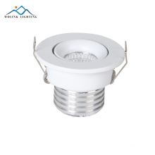 Aluminum housing ceramic 12v 3w 5w ultra slim led downlight