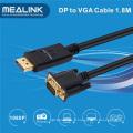Câble Displayport Dp vers VGA 1,8 m