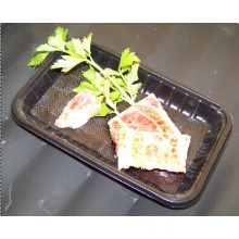 Fresh Dairy Meat Fish Poultry Packaging Disposable Food Packaging Tray