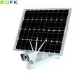 Potência solar exterior da câmera do IP do cartão do rádio 3G 4G SIM opcional