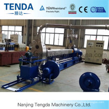 Tsh-75 Tengda Twin Screw Plastic Sheet Extrusion Machine for Sale