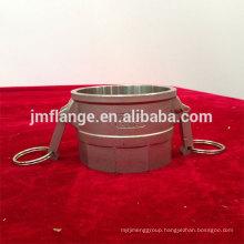 stainless steel 304/316l D coupler female