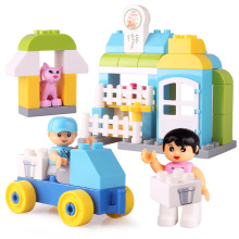 EN71 ASTM Certification Building Blocks Bricks Toys