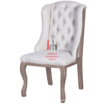 White Classic Dining Chair