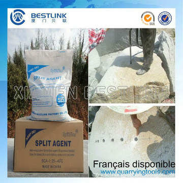 High Performance Soundless Cracking Agent