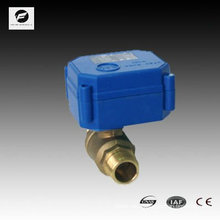 2 way wireless temperature control valve for air condition 6vdc