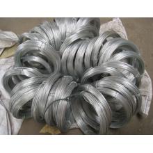 Fio de ferro galvanizado quente mergulhado Fio de fiação galvanizado do fio de ferro