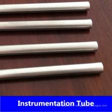 Tube en acier inoxydable EN10217-7 1.4403