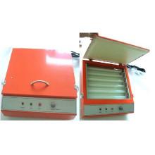 Placa de polímero por mayor para el cojín de la impresión y estampado en caliente unidad de exposición Mini