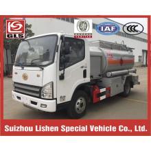 light FAW fuel despenser truck 4000L
