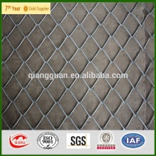 Durable hot-sale galvanized chain link safety fencing