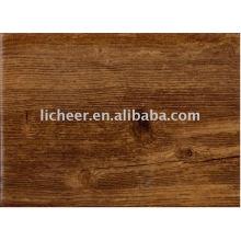 HOT SALES Luxus-PVC-Bodenbelag / PVC-Vinyl-Click-Bodenbelag