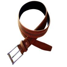 Men Pin Hardware Buckle Leather Belt (HJ0049)