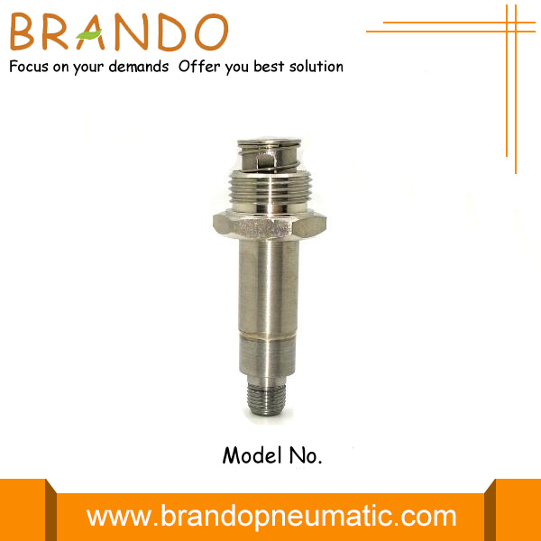 Silver Solenoid Valve Armature For Pneumatic Solenoid Valves