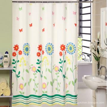 Customer Printing Shower Curtains 180*180cm