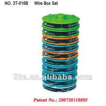 Conjunto de fios de nylon para peças de armação de óculos