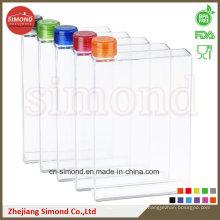 420ml Alimentos de grado A5 forma de papel botella de agua