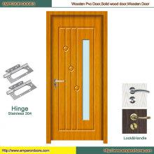 Porte automatique de porte de porte en bois Porte automatique de porte en bois