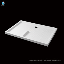 K-571 Hot sell bathroom rectangle acrylic shower tray