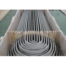 Tube 16SWG S31803 2205 U pour raffinerie de pétrole