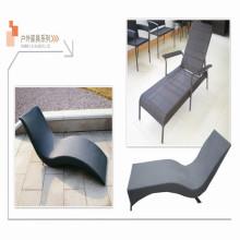 Buiten opklapbare ligstoel