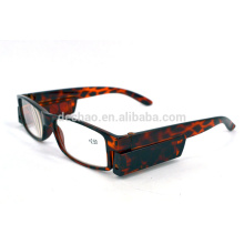 2015 foldable led flashing reading glasses with flash light