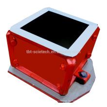 Abnehmbare vier Teile ASTM Concrete Test Schimmel für Compression Test