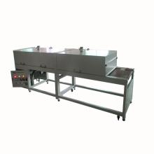 Matéria têxtil que não imprime nenhuns fornos de secagem infravermelhos industriais da correia
