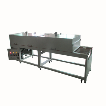 Textile Printing No Belt Industrial Infrared Drying Ovens