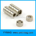Countersunk Neodymium Magnets with hole/NdFeB Countersink Magnets