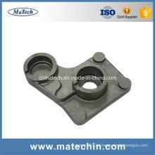 China-Fabrik Kundenspezifisches Kohlenstoffstahl-Gießen für Träger-Maschinen-Teile