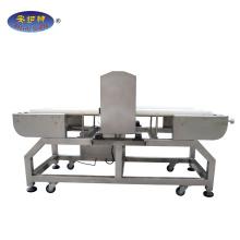 Machine de détecteur de métaux de haute technologie pour l'industrie des plastiques, détecteur de métaux de nourriture