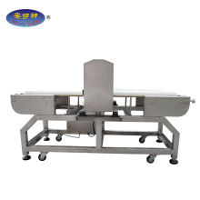 High technology Metal Detector Machine for plastics industry, food metal detector
